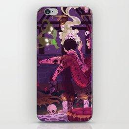 Dark Witch iPhone Skin