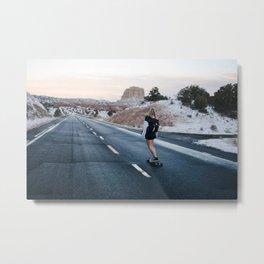 road cruse Metal Print