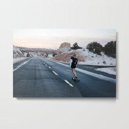 road cruse Metal Print