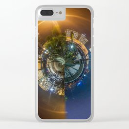 Downtown Clear iPhone Case