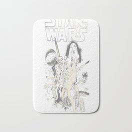 Classic Star Wars Bath Mat