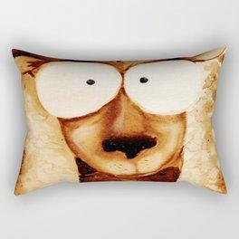 Gurraffe' Rectangular Pillow