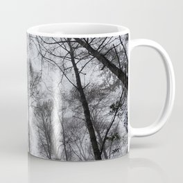 Spooky Trees in the Mountains Coffee Mug
