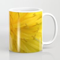 tooth Mugs featuring Lion's Tooth by Stevyn Llewellyn