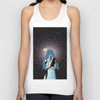 lsd Tank Tops featuring LSD by Mrs Araneae