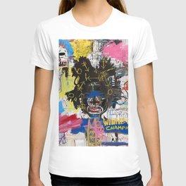 Portrait of Basquiat T-shirt