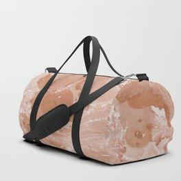 Bronze Painting Duffle Bag