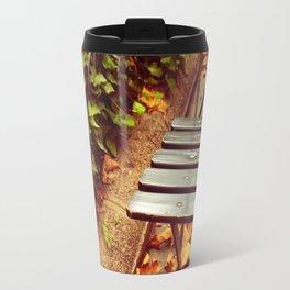 bryant park cafe chair Travel Mug