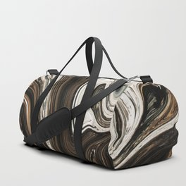 Melted Alps Duffle Bag