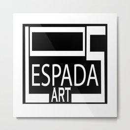 Los Espada Art Metal Print