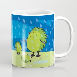 happy when it rains Coffee Mug