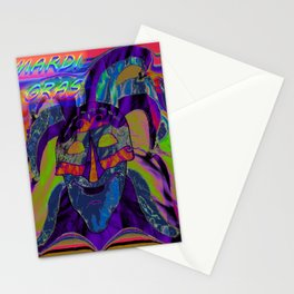 PARDY MARDI Stationery Cards