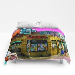 Chop Suey Comforters