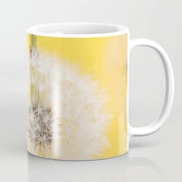 Whishes on yellow Coffee Mug
