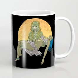 She Creature from the Black Lagoon Coffee Mug
