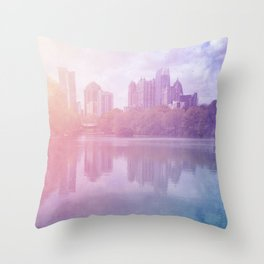 View From The South Throw Pillow