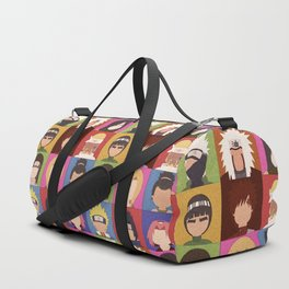 Anime Characters Duffle Bag