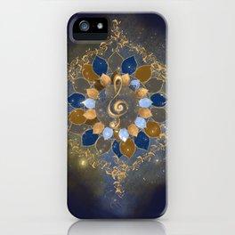 Treble Cosmos iPhone Case