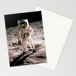The Moon Landing Stationery Cards
