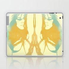 Monica Bellucci x 2 Laptop & iPad Skin