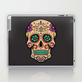 Sugar Skull Laptop & iPad Skin