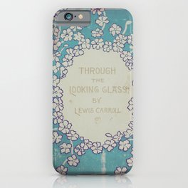 Vintage Alice iPhone Case