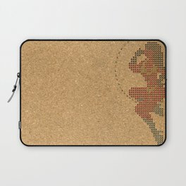 Push Pin Up Laptop Sleeve