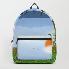 Morning Glory Backpack