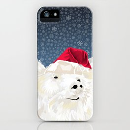 Beary Merry Christmas iPhone Case