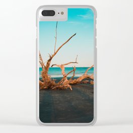 Jekyll Island, USA #society6 #decor #buyart Clear iPhone Case