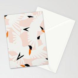 Under the vanilla sky Stationery Cards