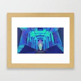 Chamber of Destiny Framed Art Print