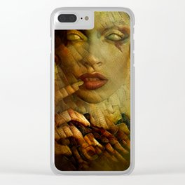 CHOICES Clear iPhone Case