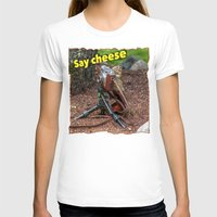 photographer T-shirts featuring Photographer by Robert Raney