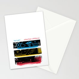 SpaceTime Continuum Stationery Cards