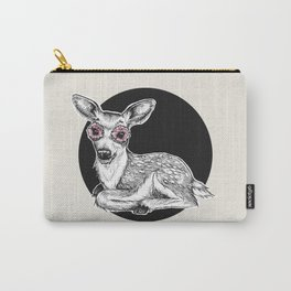 Fawn. Carry-All Pouch