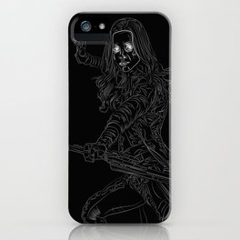 Gamora, GuardiansOfTheGalaxy iPhone Case