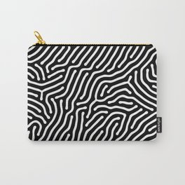 Abstract Pattern XV Carry-All Pouch