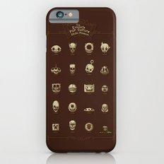 The Exquisite Pop Culture Skulls Museum iPhone 6s Slim Case