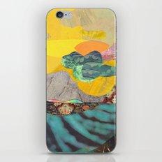 Yellow Sky iPhone & iPod Skin