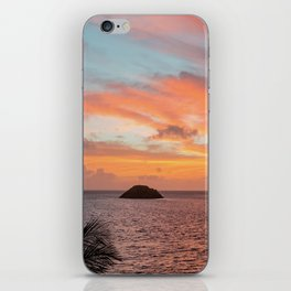 ISLAND SUNRISE iPhone Skin