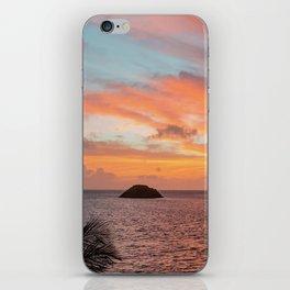 ISLAND SUNRISE iPhone Skin