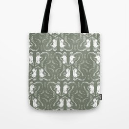 Rustic Witch Tote Bag