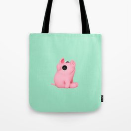 Rosa Scratching Tote Bag
