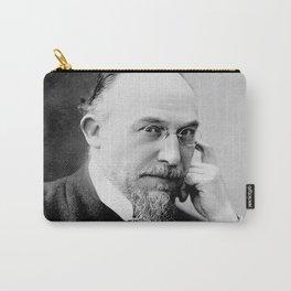 Henri Manuel -Portrait of Erik Satie Carry-All Pouch