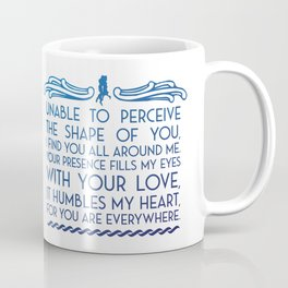The Shape of Water Coffee Mug