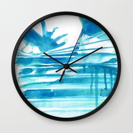 Playing the Game Wall Clock