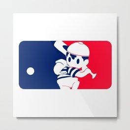 Eagleland Baseball Team Metal Print