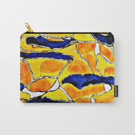 The Sun Also Rises. Society6. Watercolor. Abstract. Carry-All Pouch