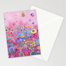 Inner Circle - Pink Stationery Cards
